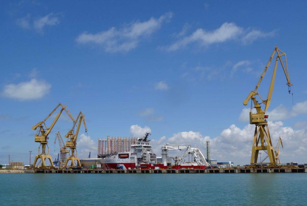 Impressionen vom Hafen