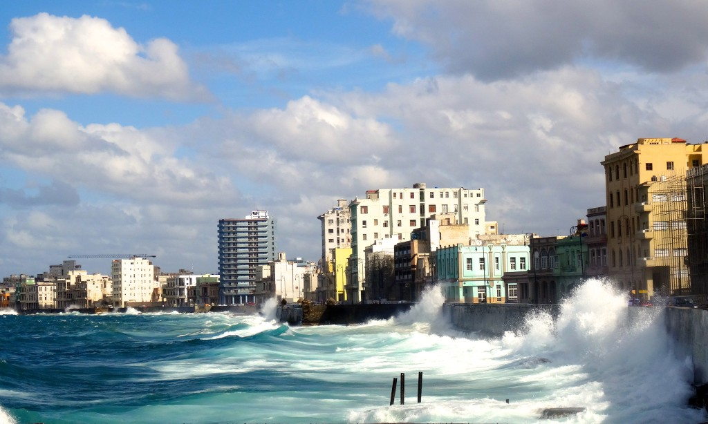 Malecón Havanna
