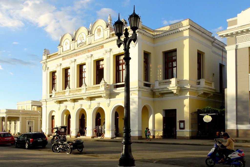 Teatro Tomás Terry, benannt nach einem venezolanischen Industriellen