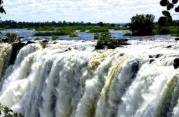 Livingstone Victoriafälle