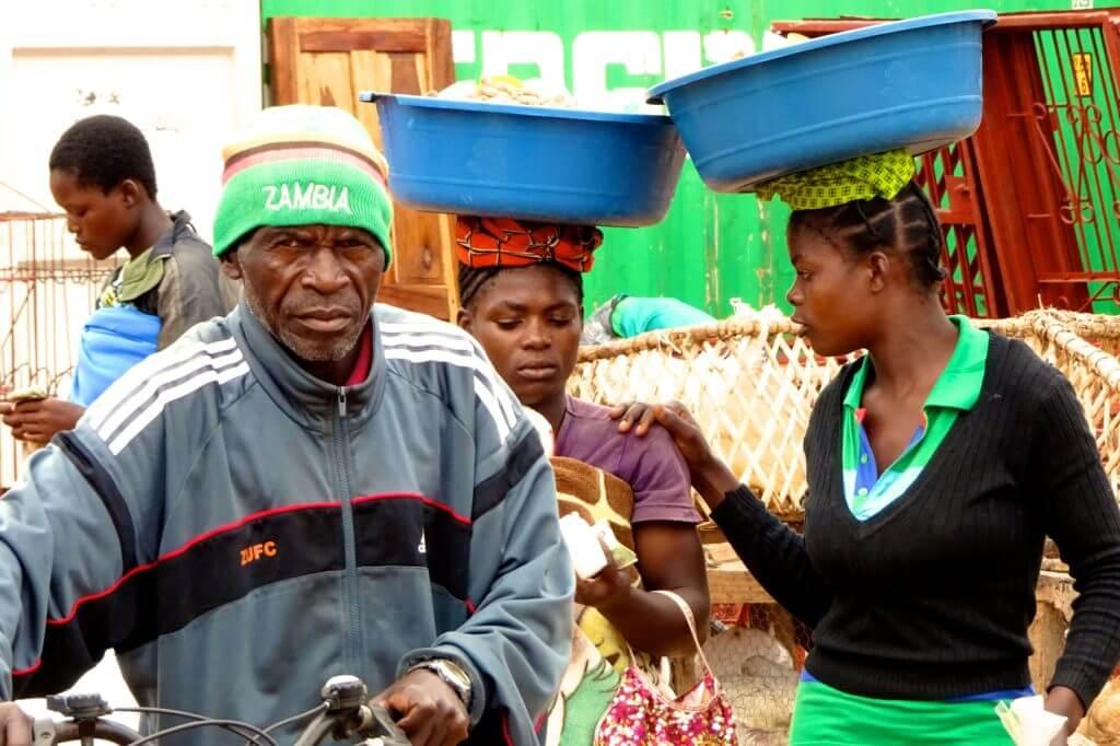 Sambia Reisetipps: Impressionen aus Katete