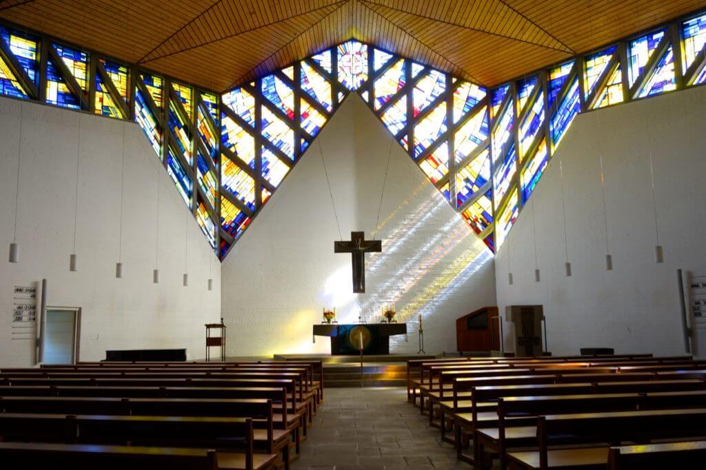 Sehenswürdigkeiten in Hannover: Auferstehungskirche