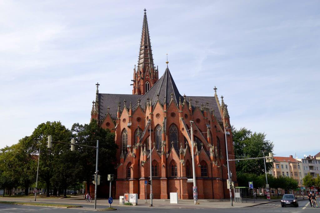 Sehenswürdigkeiten in Hannover, Christuskirche