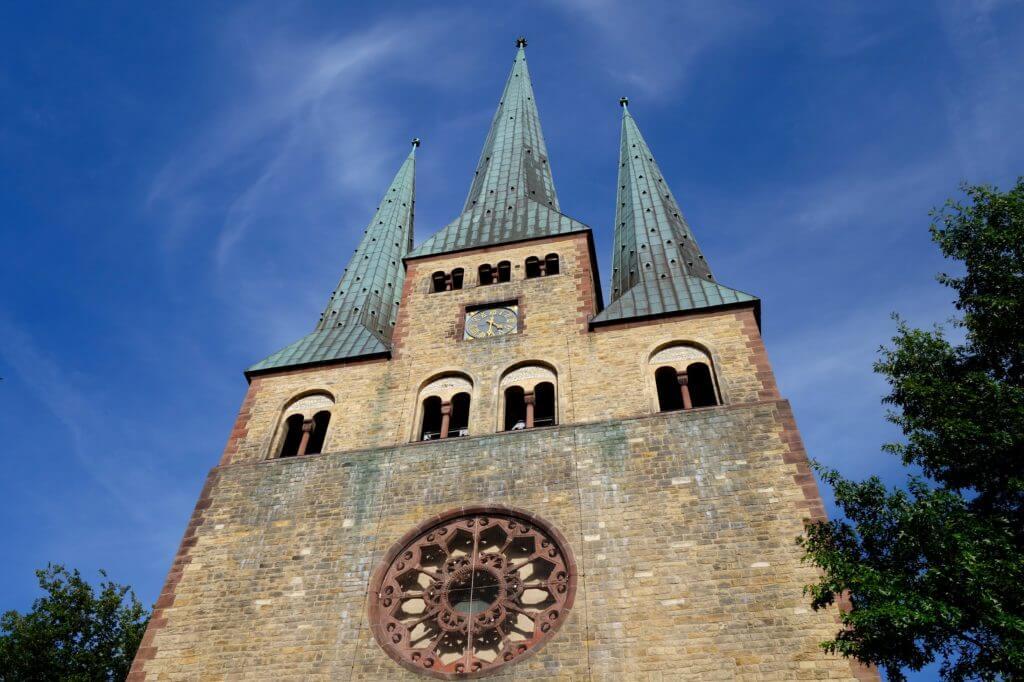 Sehenswürdigkeiten in Hannover: Bethlehemkirche in Linden