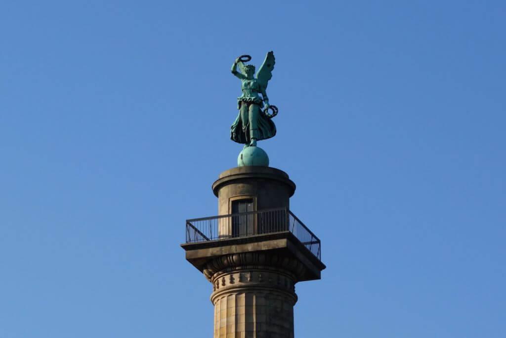 Sehenswürdigkeiten in Hannover, Siegesgöttin Victoria auf der Waterloosäule