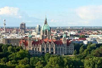 Sehenswürdigkeiten in Hannover, Neues Rathaus