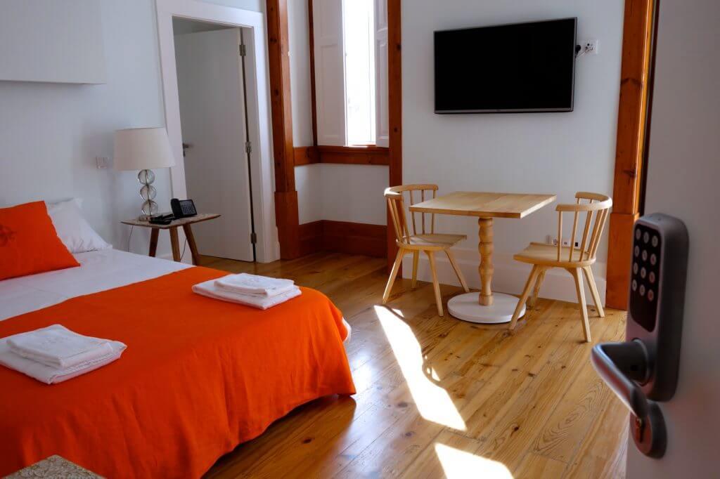Hoteltipp für Coimbra, Casa de São Bento, Zimmer
