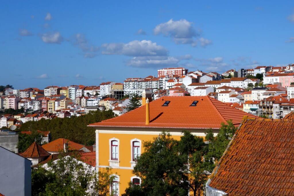 Hoteltipp für Coimbra, Casa de São Bento, Blick aus dem Fenster