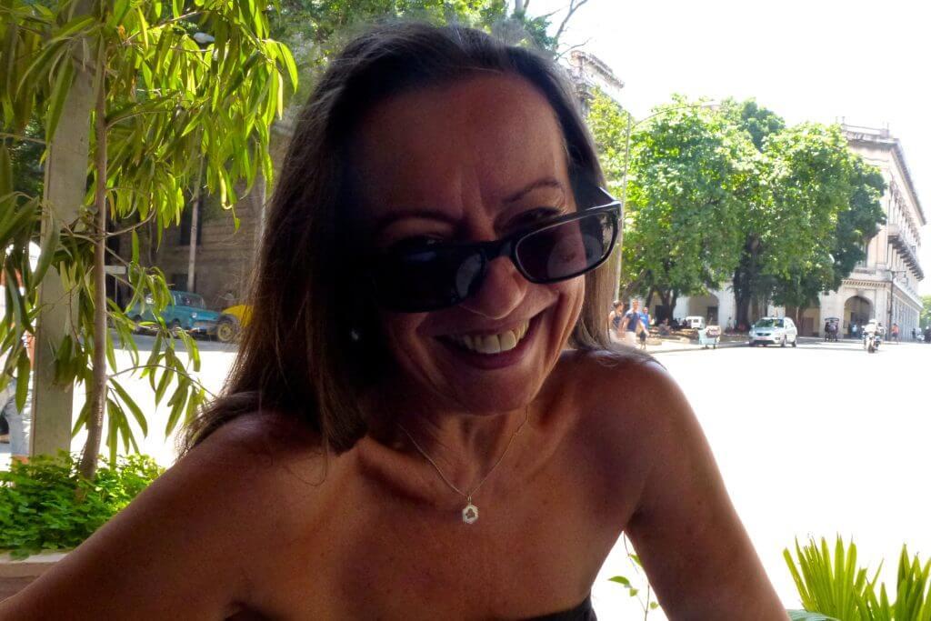 Kubakennerin Eleonora Kratochwill