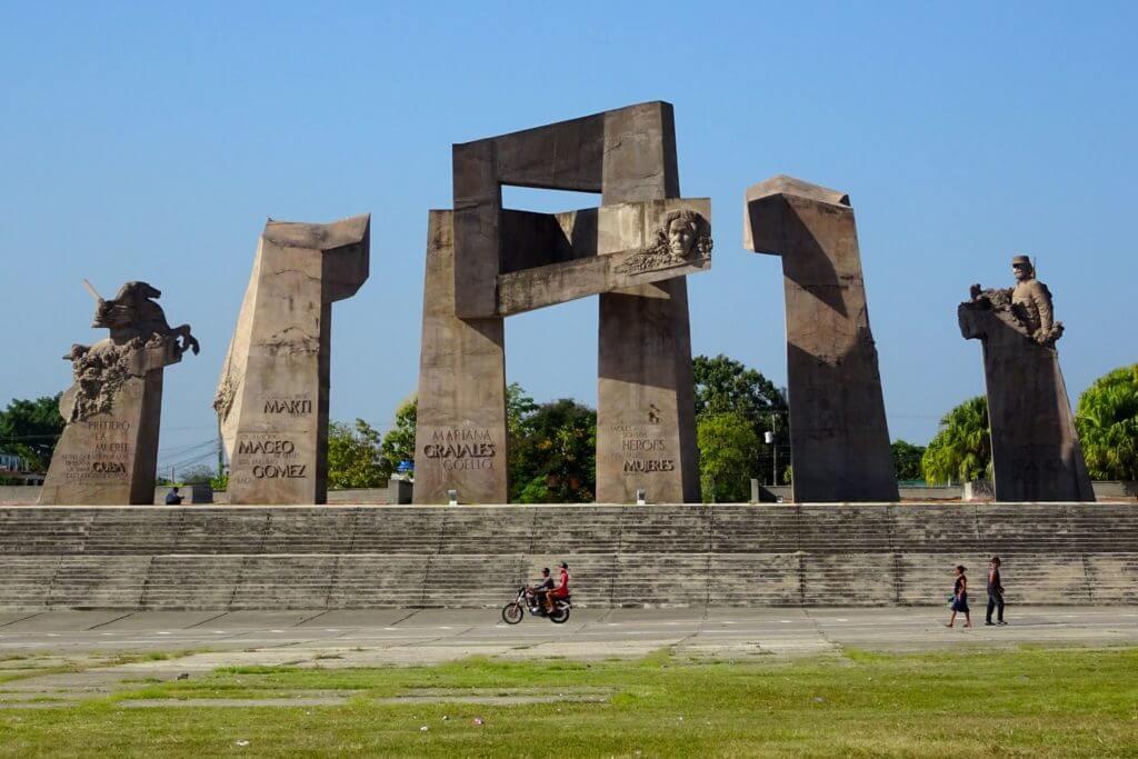 Plaza de la Revolución von Guantánamo