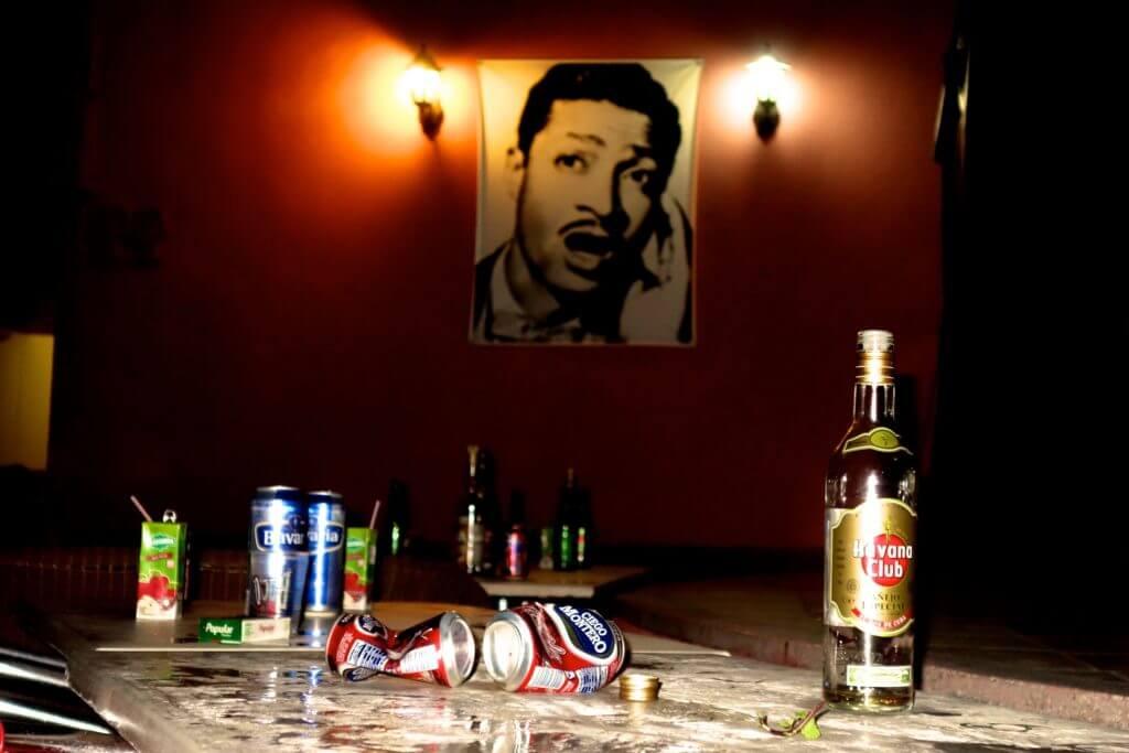 Holguín. Spuren der Nacht im Salón Benny Moré