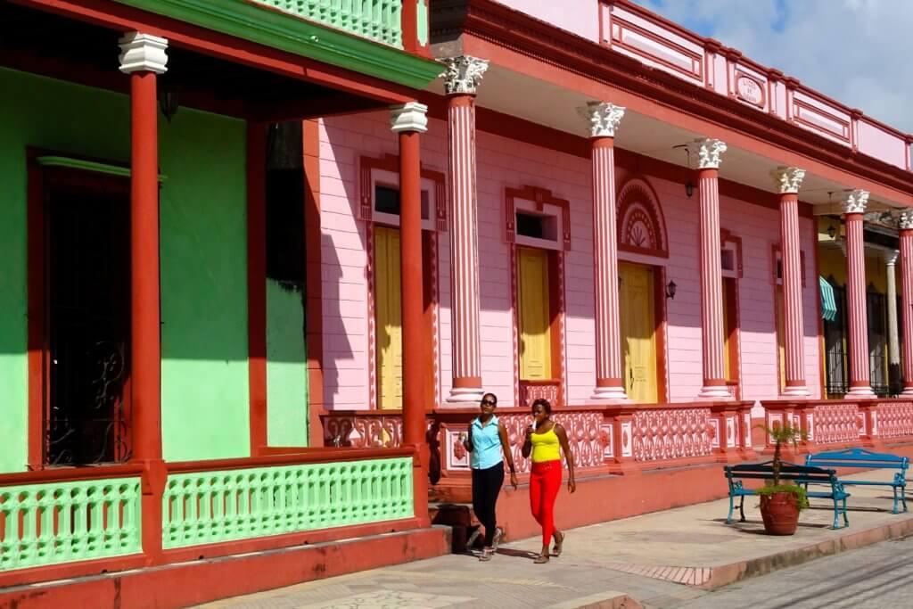 Casa Particular in Baracoa. Impressionen von der Calle Antonio Maceo.