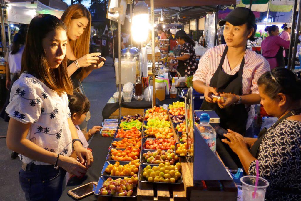Indy Market in Phuket Town. Süße Sachen.