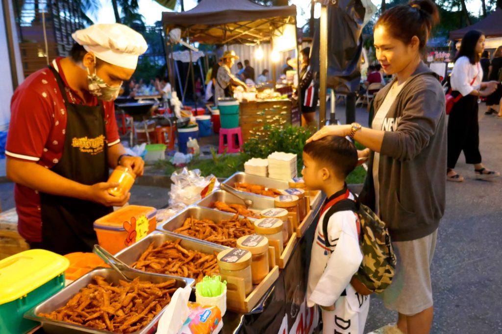 Indy Market in Phuket.
