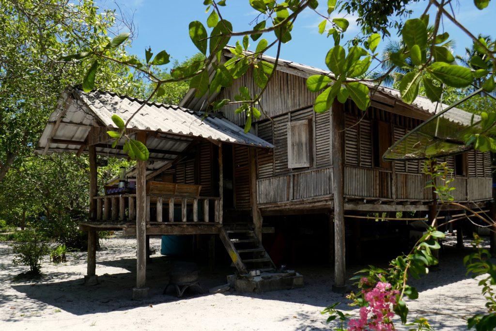 Koh Phra Thong, Homestay Tung Dap.