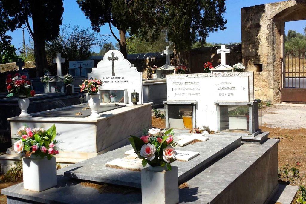 Kapelle am Weg von Matala nach Phaistos