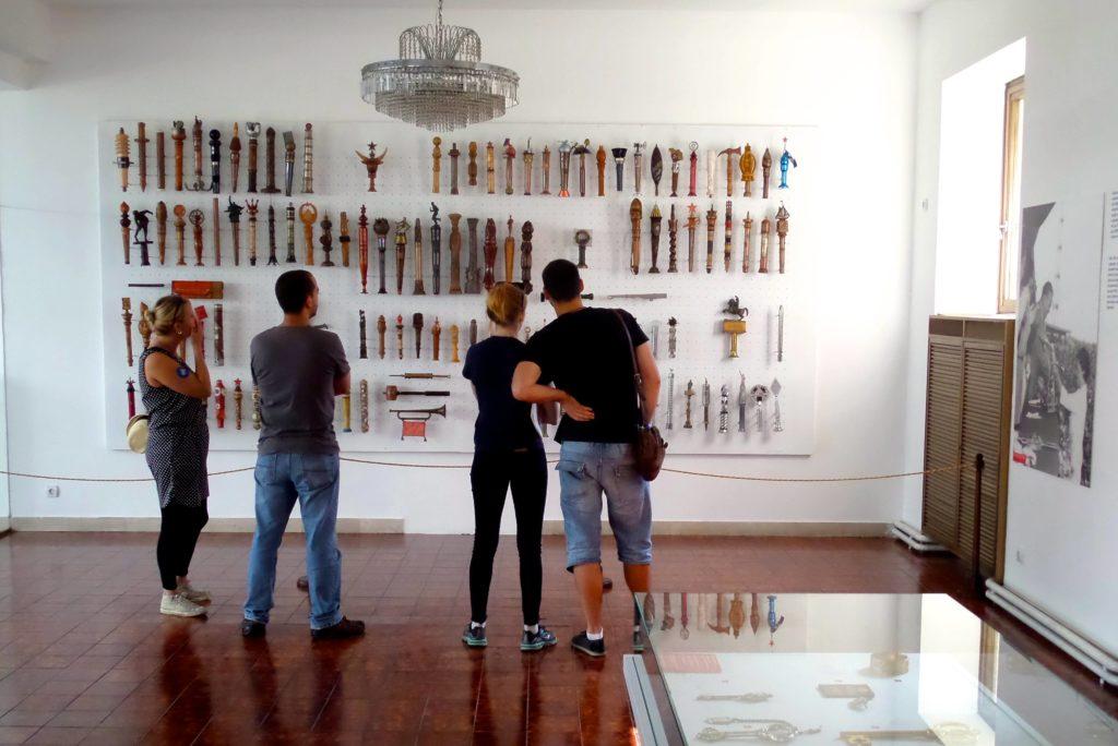 Im Museum für Jugoslawische Geschichte