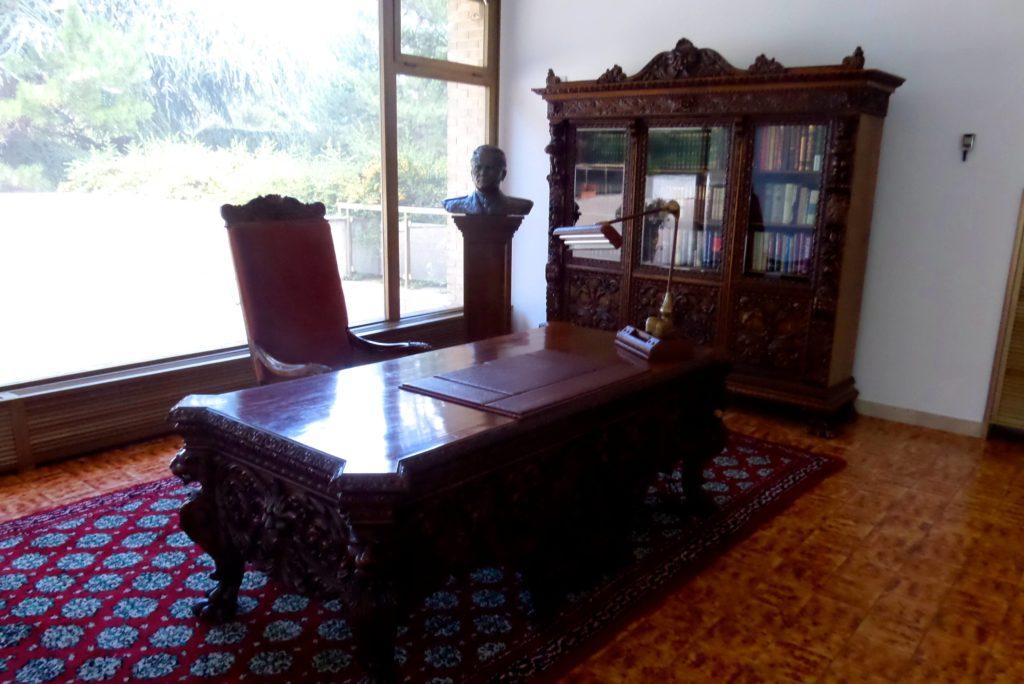 Titos Schreibtisch