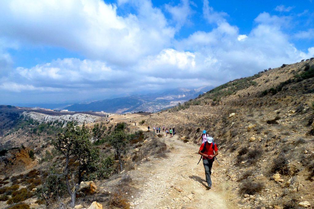 Wandern im Libanon