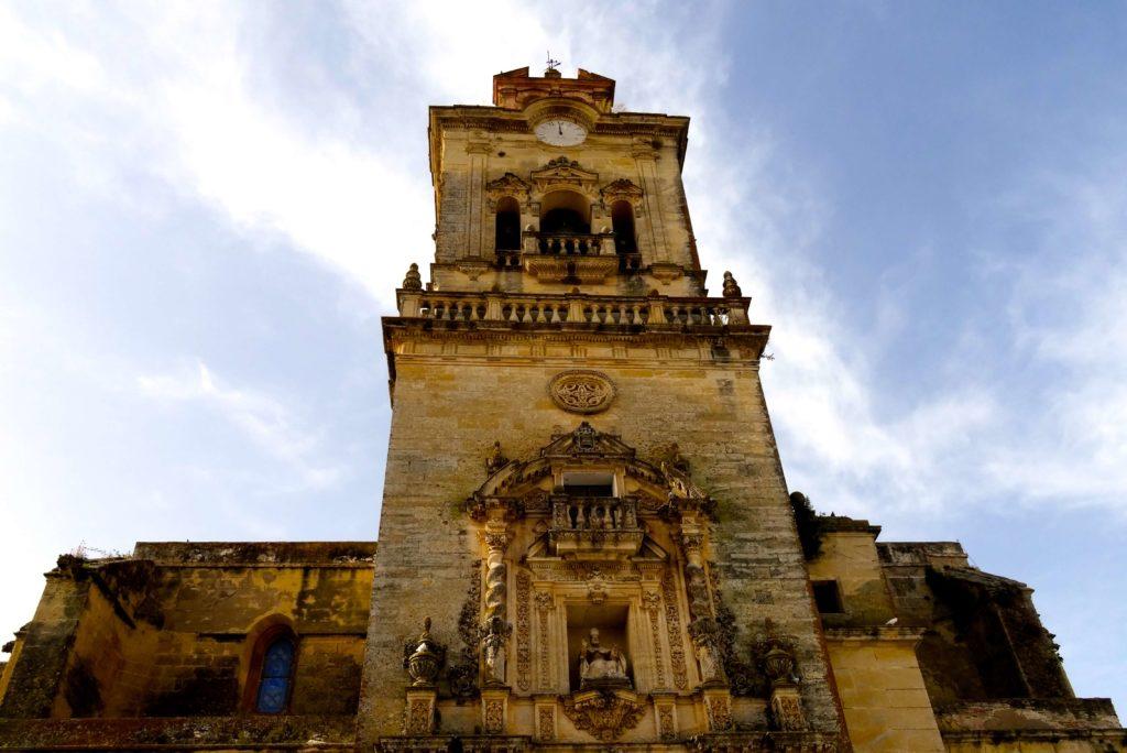 Arcos de la Frontera. Basílica Menor de Santa María de la Asunción