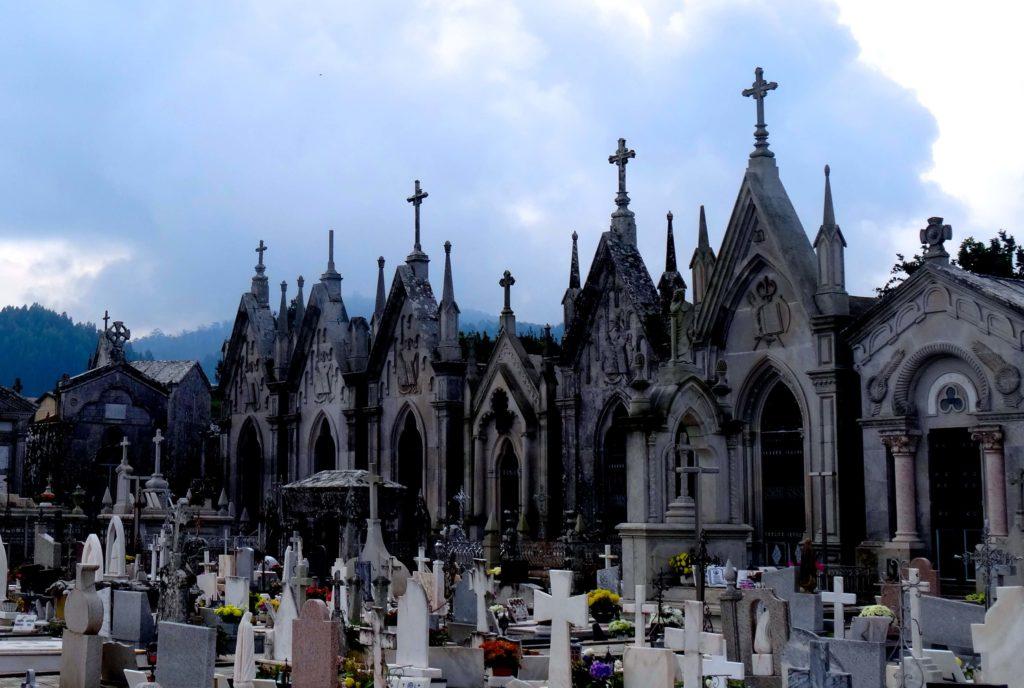Letzte Ruhestätten - auch kulturelles und architektonisches Erbe