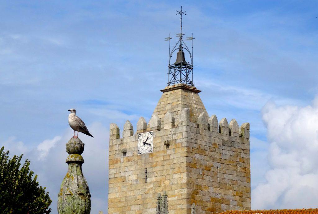 Torre do Relógio, der Uhrturm