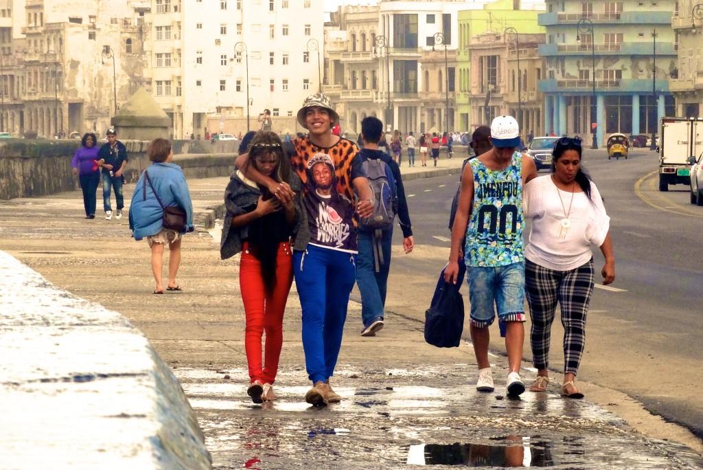 Flaniermeile Malecón: Unterwegs auf Havannas Uferpromenade