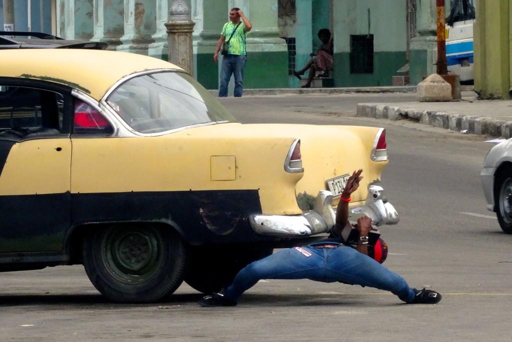 Kubanische Artistik
