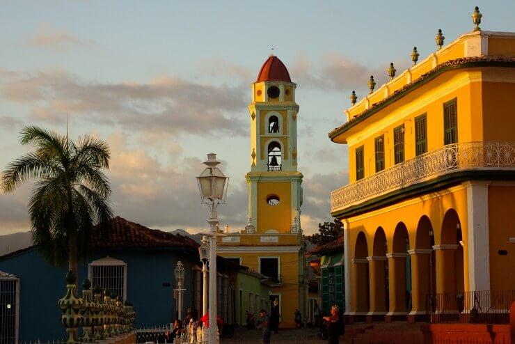 Trinidad in Kuba, Convento de San Francisco de Asis