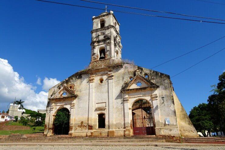 Trinidad in Kuba, Iglesia de Santa Ana