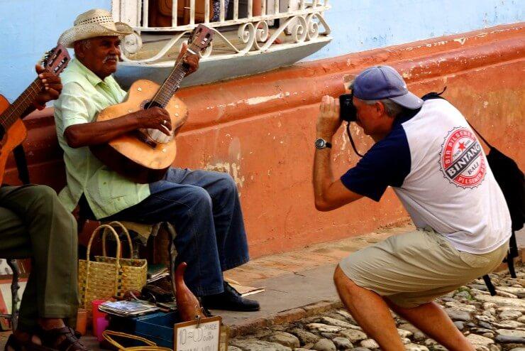 Trinidad in Kuba, Musiker