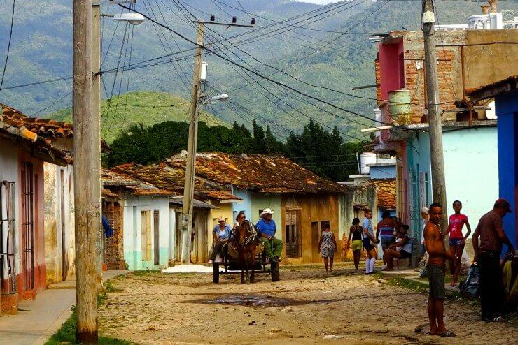 Trinidad in Kuba