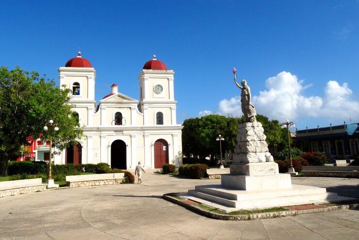 Gibara Kuba, Iglesia de San Fulgencio