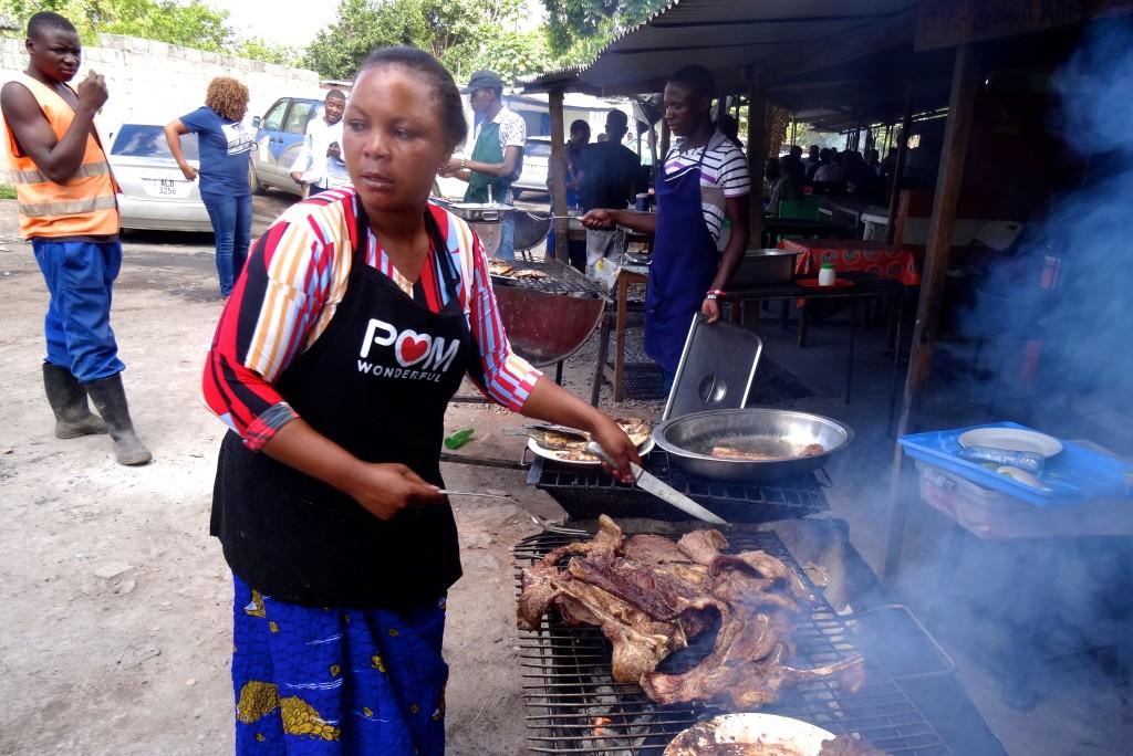 Matebeto Food Market Lusaka