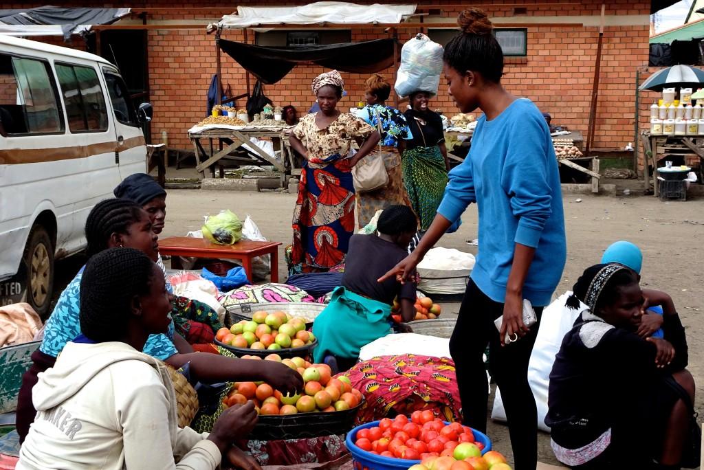 New Soweto Market Lusaka