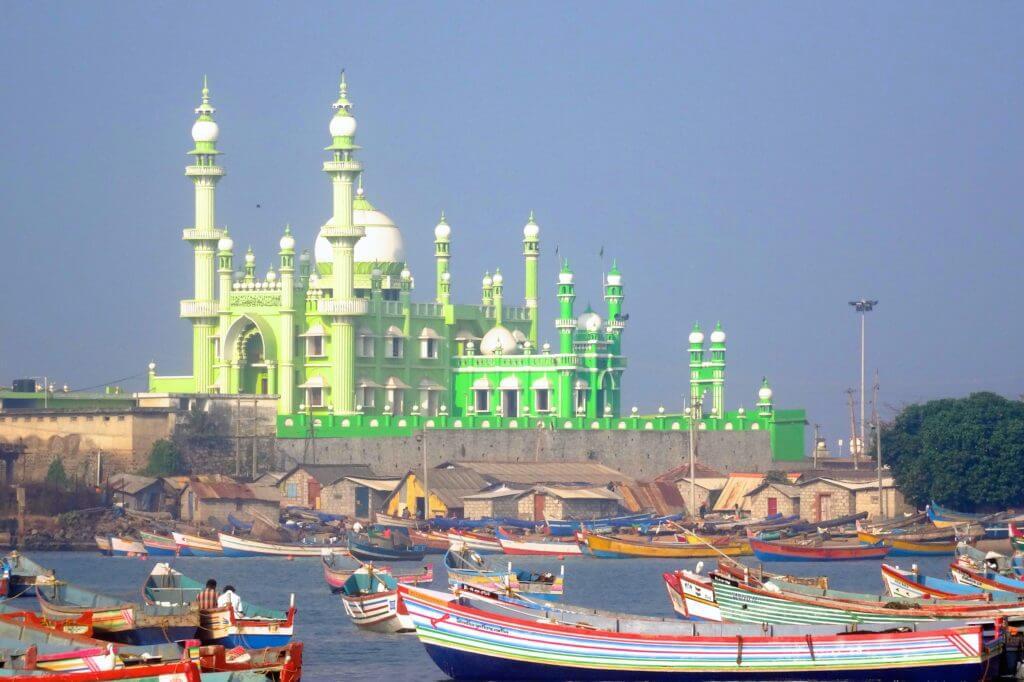 Juma Masjid Mosque in Vizhinjam