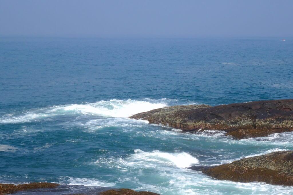 Küste in der Nähe von Kovalam