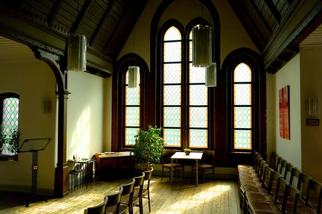 Sehenswürdigkeiten in Hannover, Kapelle im Clementinenhaus Altbau