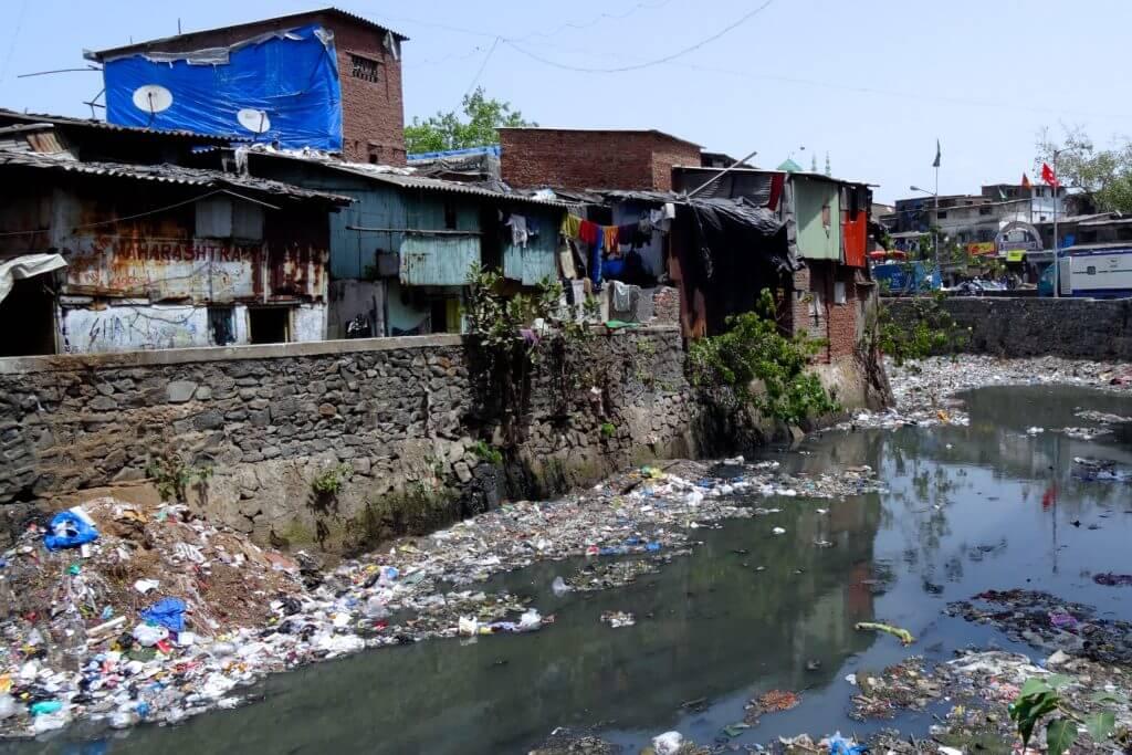 Kultur in Indien: Dharavi, Bombay