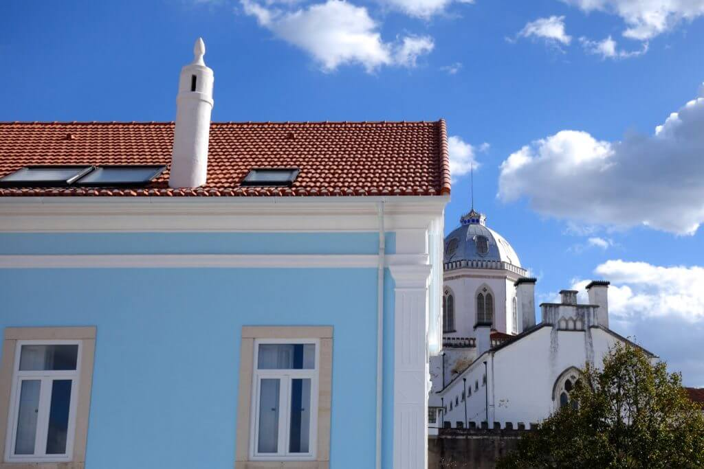 Hoteltipp für Coimbra, Casa de São Bento, Impressionen von außen