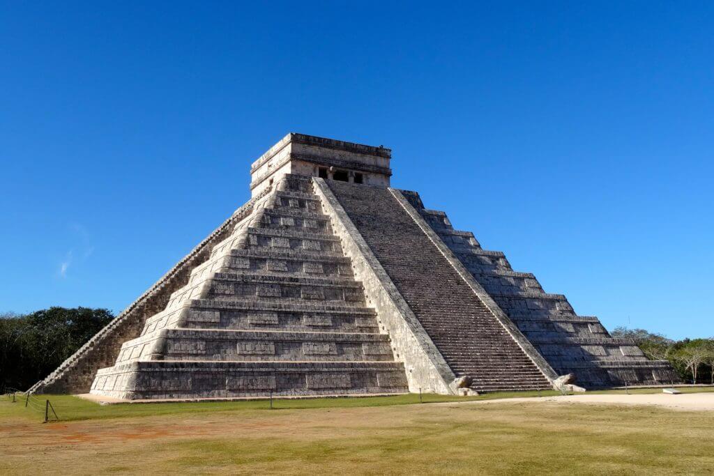 Jahresrückblick Reiseblog Groovy Planet, Maya-Ruinen von Chichén Itzá