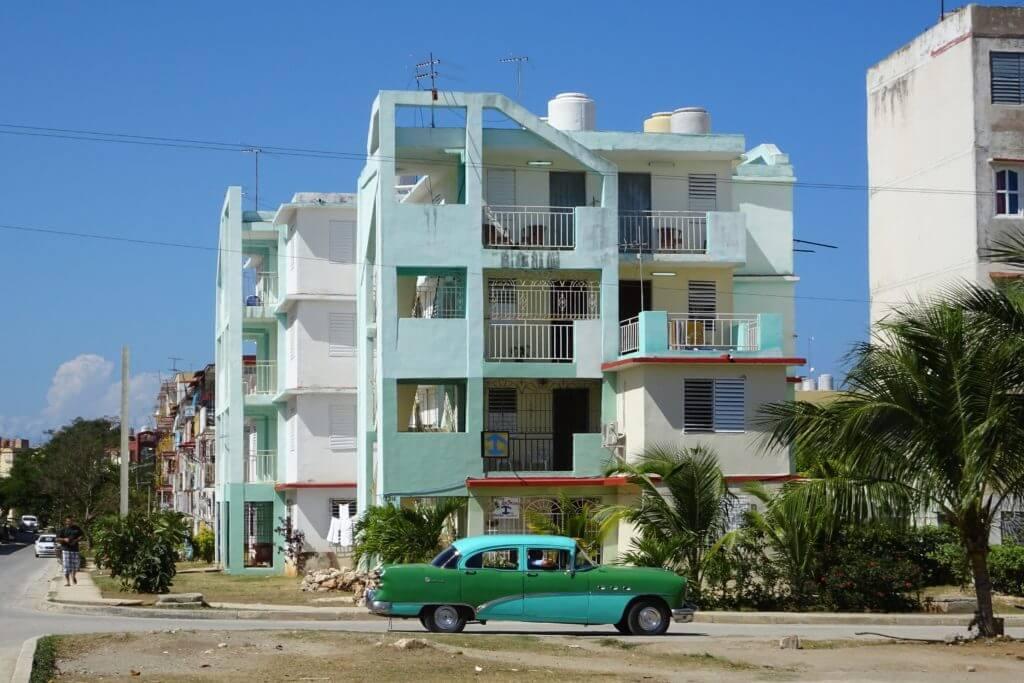 Häuser im Ort Guardalvaca