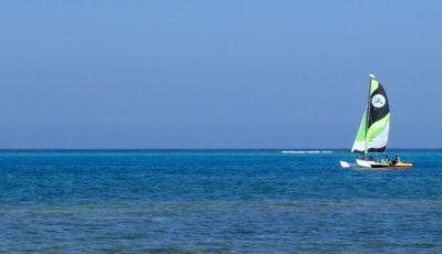 Guardalavaca. Blick aufs Meer.
