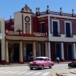 Holguín, Parque Calixto Garcia.