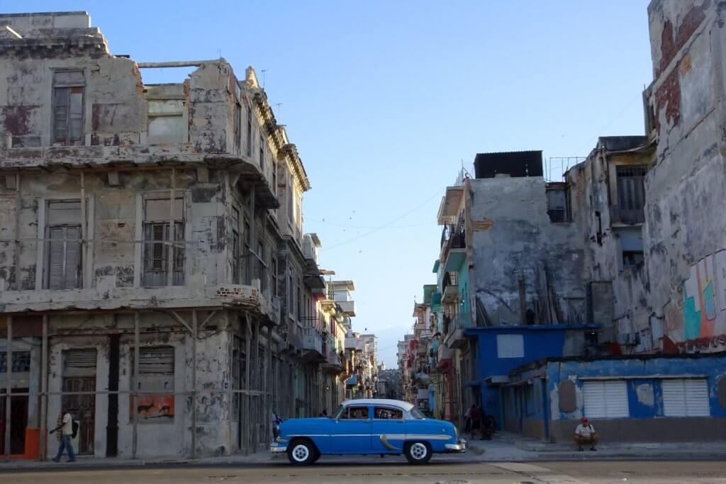 Casa Particular in Havanna, Kuba. Impressionen aus Centro Habana.