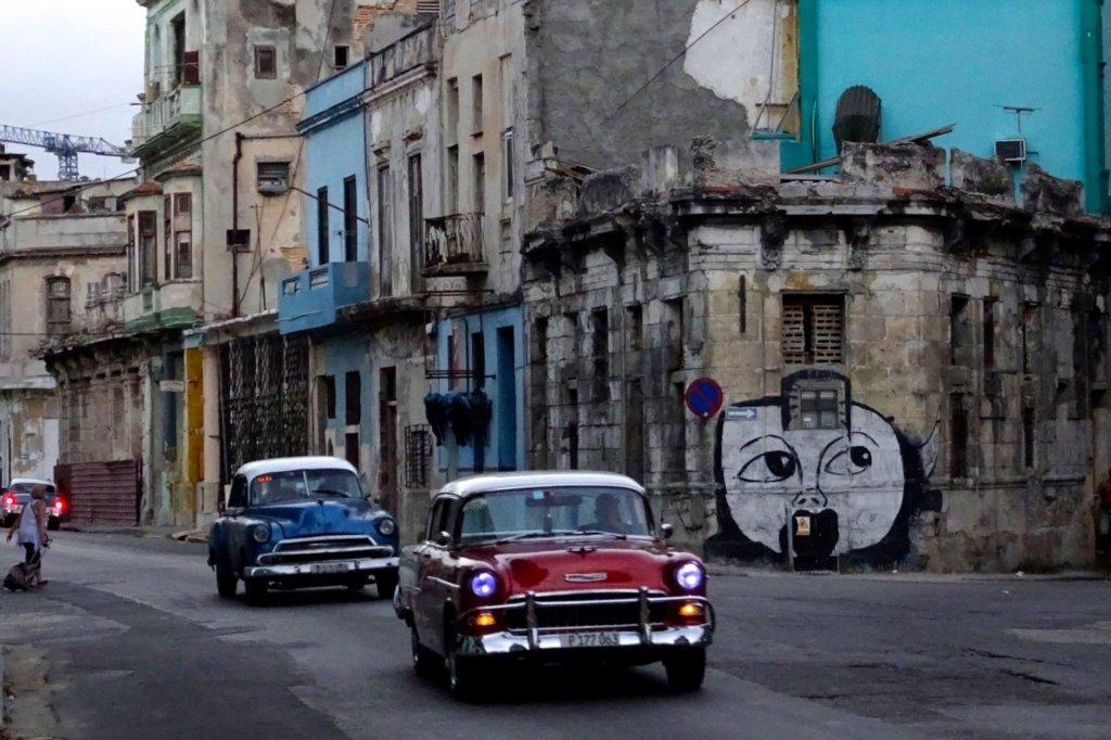 Casa Particular in Havanna. Impressionen aus den Straßen von Centro Habana.