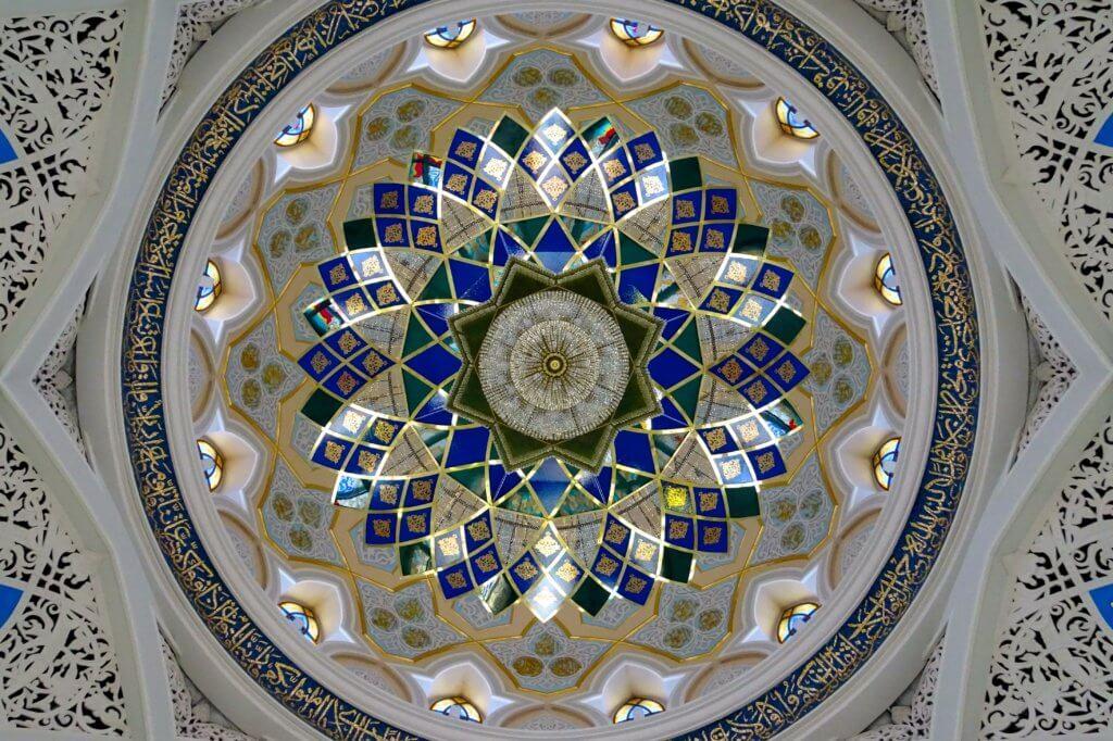 Kultur in Kasan. Kunst in der Kul-Scharif-Moschee