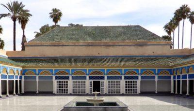 Bahia Palast, Marrakesch.