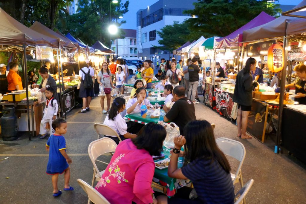 Indy Market in Phuket Stadt.