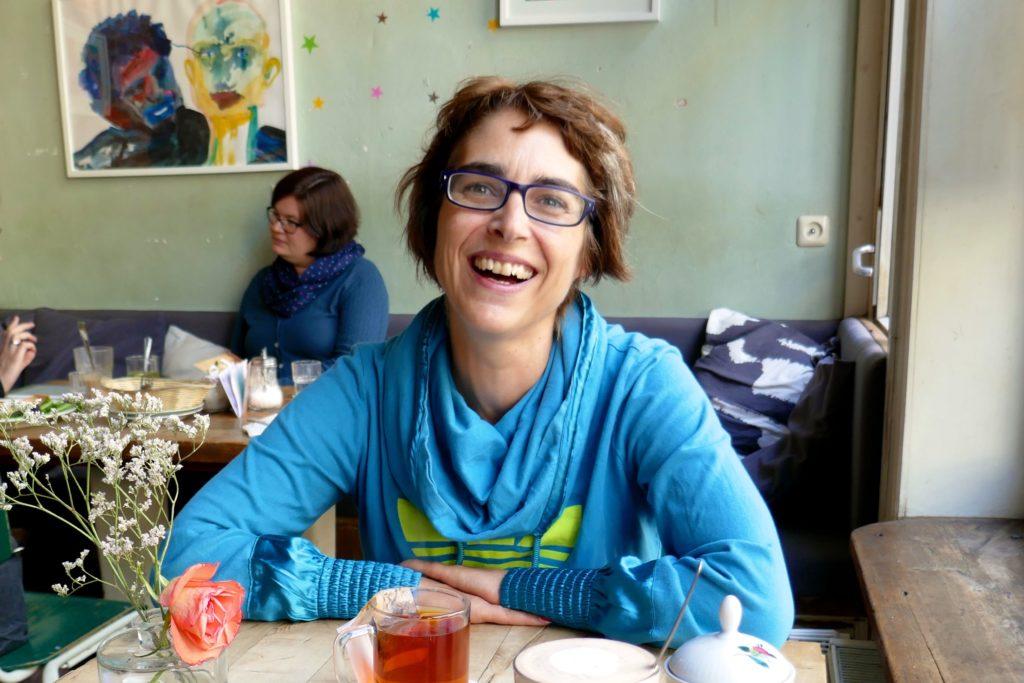 Maaike Dirkx - im Gespräch mit der Pop-Art-Künstlerin.